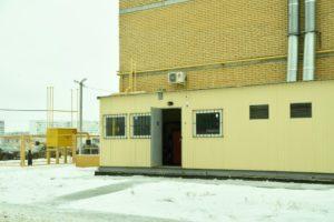 Блочно-модульная котельная жилого дома по адресу: г. Волжский, ул.В.Флотилии, д. 54